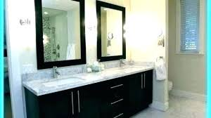 bathroom framed mirrors camiladesign co