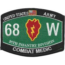 Home Garden 2x Military Occupational Specialty Mos 68w Combat Medic Vinyl Decal Sticker Decor Decals Stickers Vinyl Art