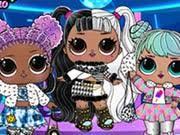 baby dolls winter disco game
