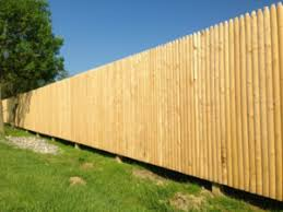 6 Spruce Stockade Panel Fence 1 X 4 Boards Also Available With 1 X 5 Boards Https Shop Fenceauthority Com Fences W Wood Fence Wood Privacy Fence Wood