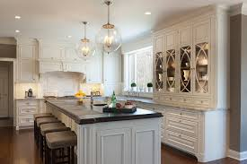 curio cabinets traditional