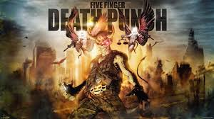 Five Finger Death Punch Art Silk Poster 24x36inch 24x43inch 4865 Vinyl Wall Clings Vinyl Wall Decal From Wangzhi Hao8 12 05 Dhgate Com