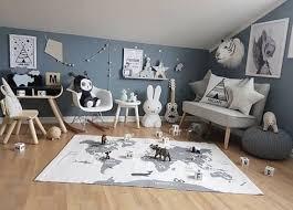 Adventure World Map Rug Kid Room Decor Kids Bedroom Decor Toddler Boys Room