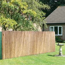 Urbn Living Bamboo Screen Fence Rolls Wayfair Co Uk
