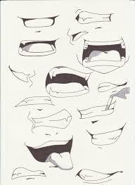 mouths i by saber xiii manga anime