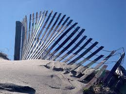 Sand Dune Fence Coastal Care
