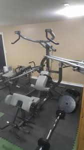 new and used gym equipment in