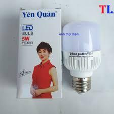 Bóng đèn LED trụ tròn 5W 10W 15W 20W 30W 40W 45W 50W ánh sáng trắng