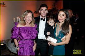 Jonathan Rhys Meyers & Wife Mara Bring ...