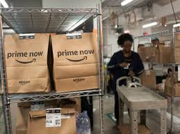How to use Amazon Prime Now - Business ...