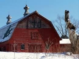 Barn at the top of the hill   Fair Haven, VT   Priscilla Hughes   Flickr
