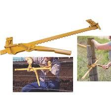 Goldenrod Ratchet Fence Wire Stretcher Parker S Building Supply