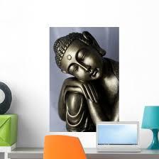 Relax Thai Buddha Wall Decal Wallmonkeys Com
