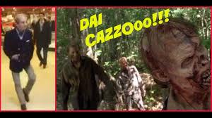 THE WALKING DEAD vs. RUGGERO DE CEGLIE - YouTube