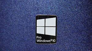 Windows 10 Pro Sticker Logo Decal For Laptop Desktop Pc Chrome Gold Ebay