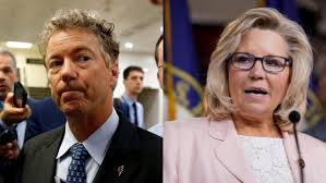 Rand Paul and Liz Cheney Compete for ...