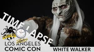 white walker makeup time lapse stan