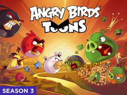 Amazon.co.uk: Watch Angry Birds Toons - Season 3