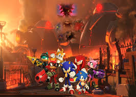 sonic forces wallpapers top free