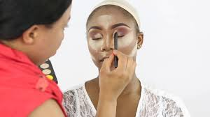 bridal makeup and hair transformation