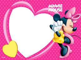 Marcos Para Photoshop Y Algo Mas Disney Invitaciones De