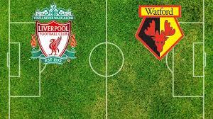 Formazioni ufficiali Liverpool FC-Watford