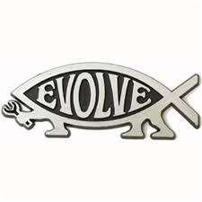 Darwin Fish Logos