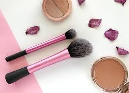 real techniques blush e setting brush