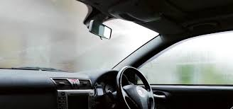 keep your car windows fog free using