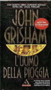 NARRATIVA - :: libreria PeterPan ::: - L'UOMO DELLA PIOGGIA - JOHN ...
