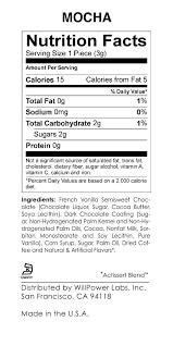 mealenders ings nutrition