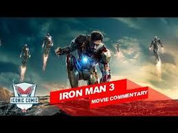iron man 3 mentary you