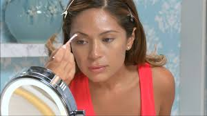 miranda kerr inspired makeup tutorial