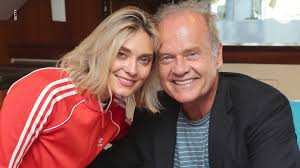 Kelsey Grammer's daughter Spencer stabbed, expects quick recovery