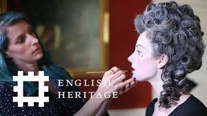 georgian makeup tutorial history