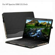 Black Carbon Skin Cover Guard For Hp Spectre X360 13 3 Laptop For Sale Online Ebay