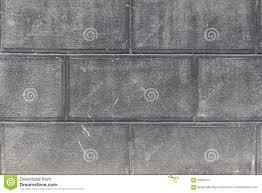 Concrete Block Wall Texture Stock Image Image Of Brick Brickwork 97894747