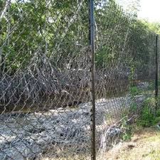 A 1 83 M 6 Ft High Chain Link Fence Along U S Hwy 1 Between Florida Download Scientific Diagram