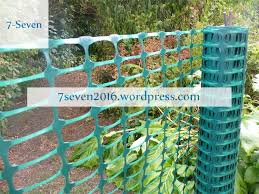 Green Safety Fence Snow Fence From 7 Seven Plastic Garden Fencing Garden Fencing Mesh Fencing