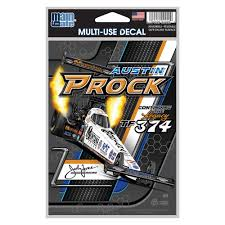 Montana Brand Austin Prock John Force Racing Vinyl Decal Montana Brand Tools Made In Usa