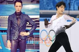 Johnny Weir Wins The Gold In Olympics ...