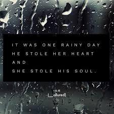 one rainy day happyshappy