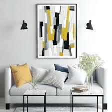 good looking large living room wall art