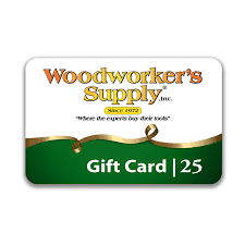 woodworker s supply gift cards