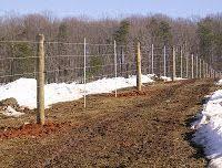 Larry Chattin Sons Farm Fencing Livestock Fence Farm Fence High Tensile Fence