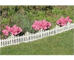 Mysmartbuy 4 Mini White Picket Fence Pan Buy Online In China At Desertcart