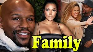 Floyd Mayweather Family With Wife and ...