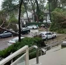 Disastro a Milano Marittima : grosso tornado e venti impetuosi ...
