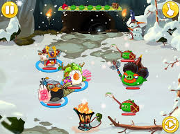 Mountain Pig Castle | Angry Birds Wiki