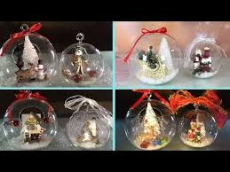 diy clear glass ornaments for
